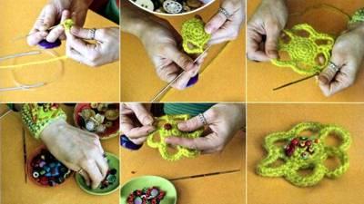 рукоделие вязание крючком топики детям.